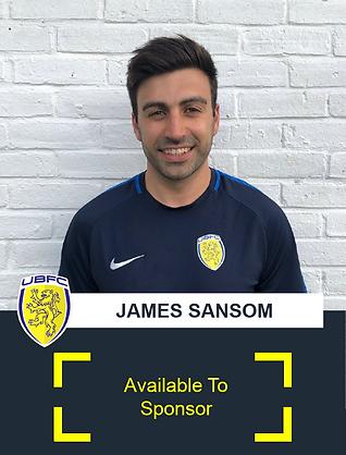 JAMES SANSOM