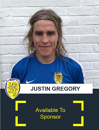 JUSTIN GREGORY