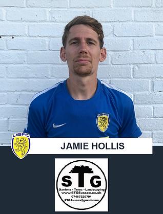 JAMIE HOLLIS