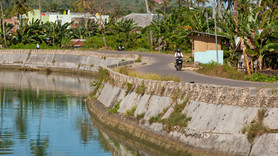 July 2017 – The ADB Flood Management in Selected River Basins Project supports the Government of Indonesia's goal to better manage and mitigate flood risks.