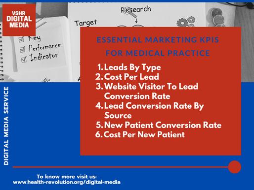 Essential Marketing KPIs For Medical Practice