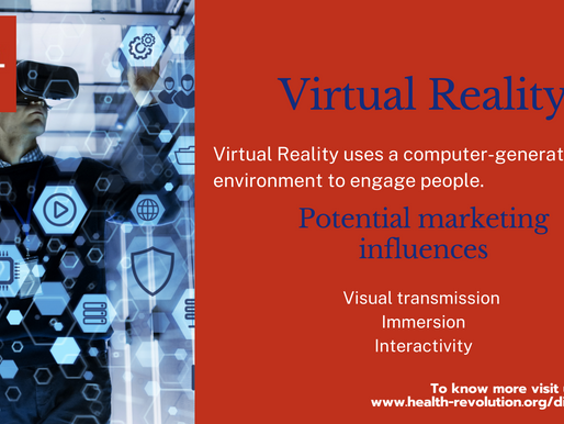 Virtual Reality (VR) in marketing