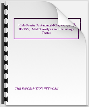 High-Density Packaging (MCM, MCP, SIP, 3D-TSV)