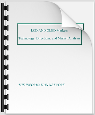 OLED and LCD Markets: Technology, Directions, & Market Analysis