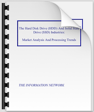 The Hard Disk Drive (HDD) and Solid State Drive (SSD) Industries