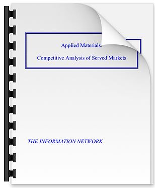 Applied Materials: Competitive Analysis of Served Markets