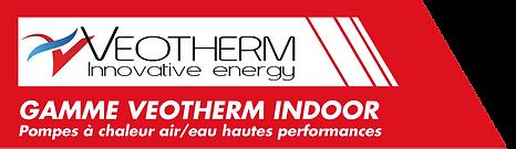 gamme pompes à chaleurs indoor veotherm