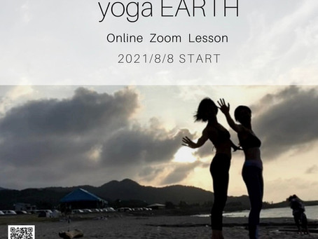 『yoga EARTH』