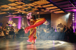 Lebanese wedding reception at the W Hotel South