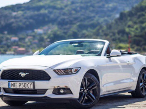 MUSTANG CABRIOLET 400ch