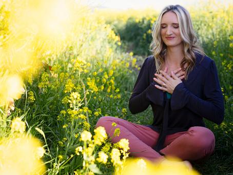 Happiness, Success & Bending Your Knees