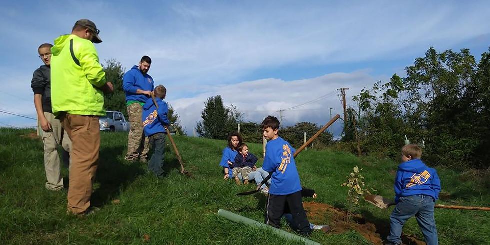 Tree Planting at Wboro Fish &  Game - POSTPONED
