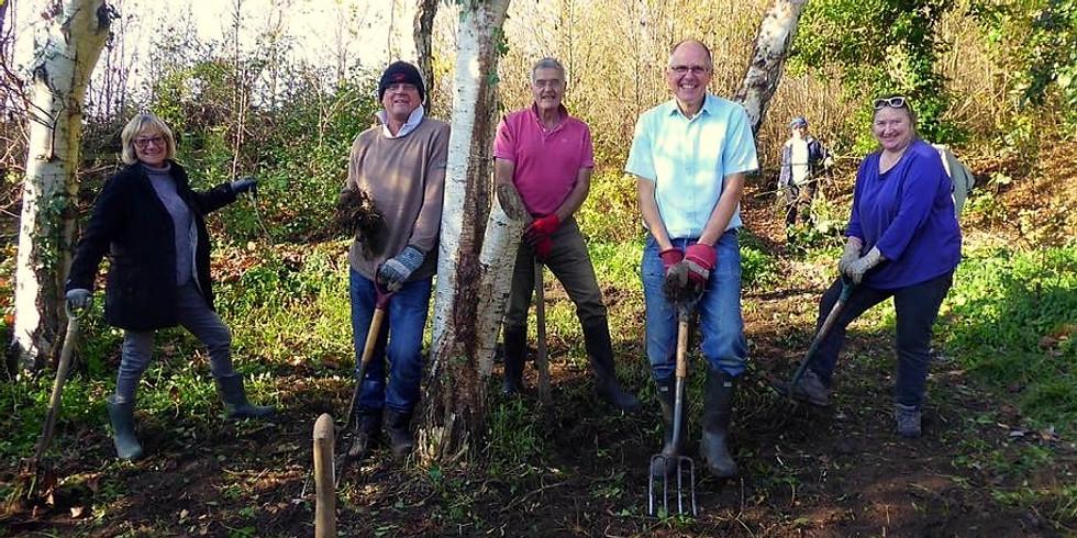 Harris Woodbridge Nature Reserve - Event cancelled