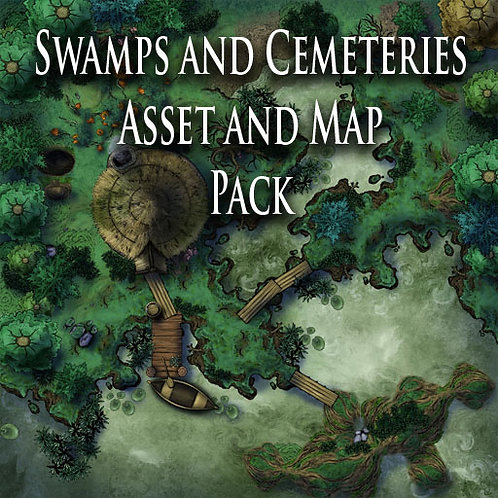 Swamps And Cemeteries