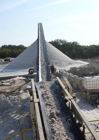 Frac Sand Processing