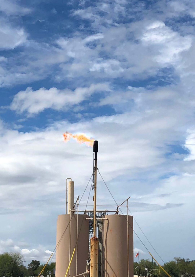 Central Texas Flare