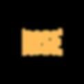 High Rise Logo Transparant black and mus