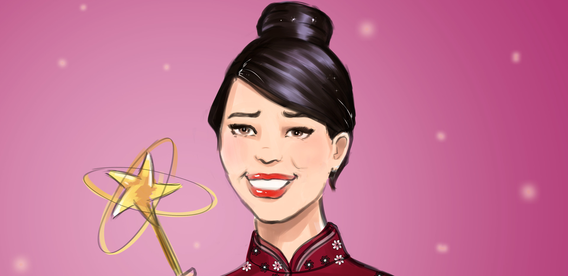 Sensational Award Winning Actress