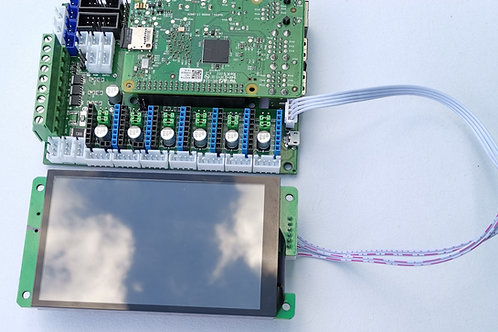 Touch Screen,Capacitive,800*480, OctoPrint,