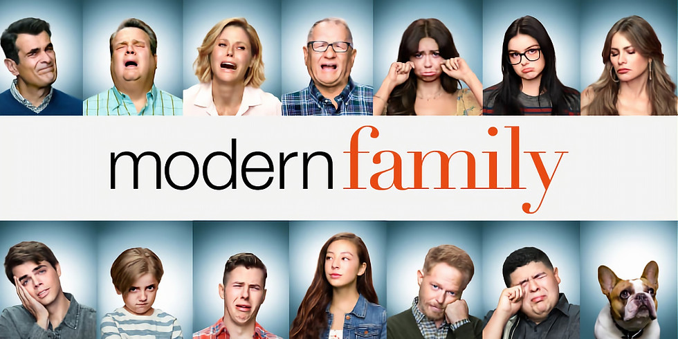 Family Communication styles with Modern Family