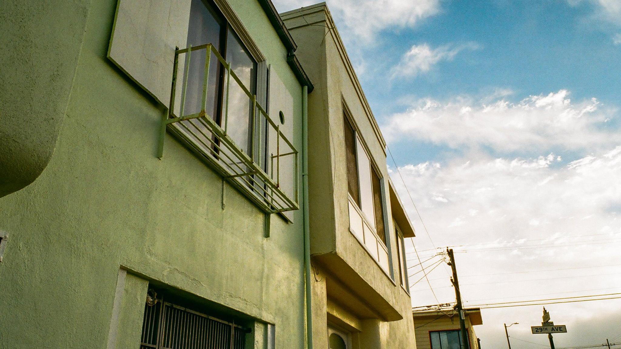 Sunset Boldger House model