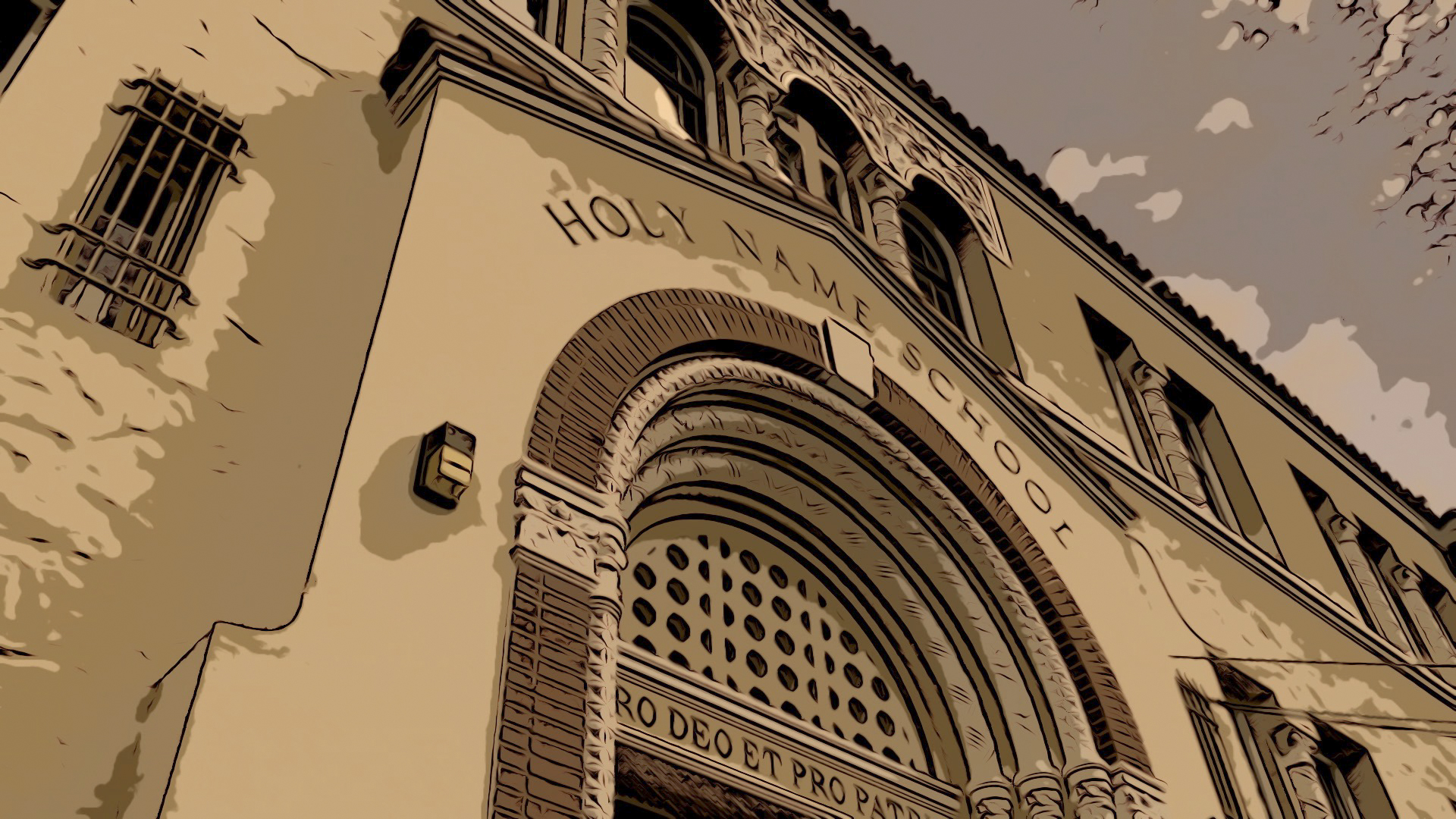 Holy Name-Paula hands in contract - imag
