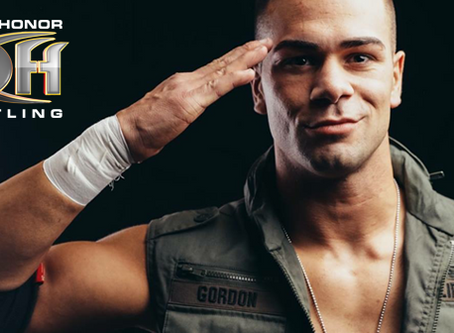 Flip Gordon Signs New ROH Deal