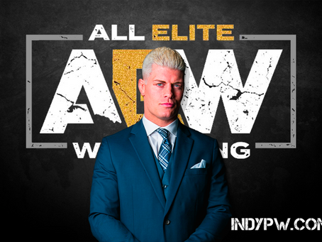 Cody Rhodes On The Origins And Future Of All Elite Wrestling