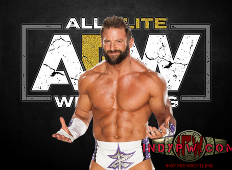 Zack Ryder Confirms His Contract Status With AEW