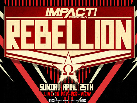 News On Why Impact Rebellion PPV Changed Nights