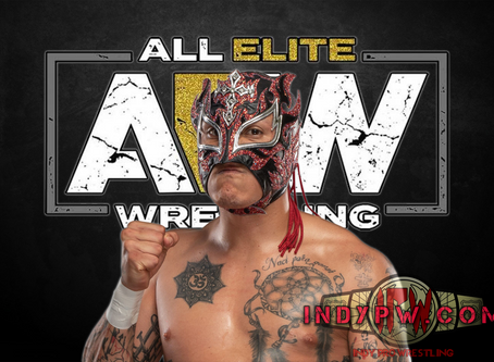 Rey Fenix Pulled From AEW Double Or Nothing Ladder Match, Replacement Has Been Announced