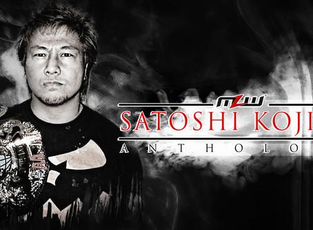 MLW Anthology Preview: Satoshi Kojima