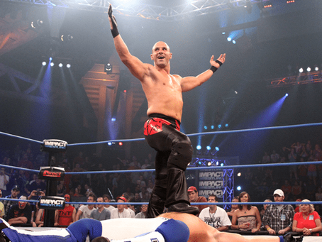 Christopher Daniels Returns To IMPACT Wrestling