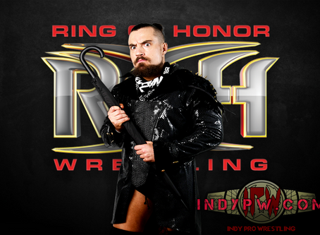 Marty Scurll Showed Up At The NJPW New Beginning USA To Issue A Challenge At Super Card Of Honor