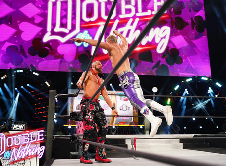 Cody Rhodes Reveals Reason For Using Stinger Splash At AEW Double Or Nothing