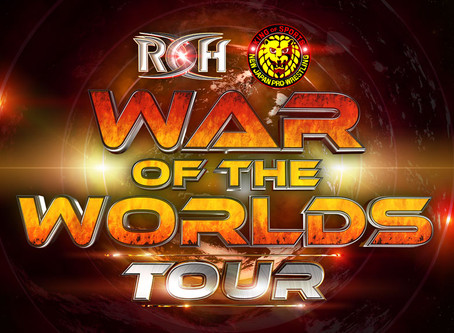 TV TITLE CHANGES HANDS AT ROH WAR OF THE WORLDS: TORONTO