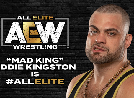Eddie Kingston Signs With AEW