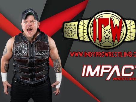 Sami Callihan Re-Signs With IMPACT Wrestling