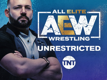 QT Marshall On AEW's Unrestricted Podcast