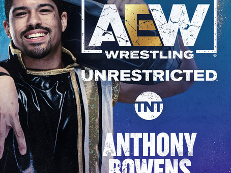 Anthony Bowens On AEW's Unrestricted Podcast