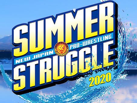 Fan Voting For NJPW KOPW 2020 Matches Is Underway