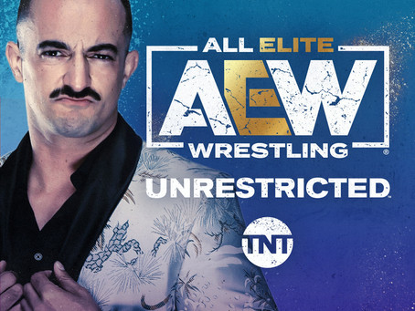 Peter Avalon On AEW's Unrestricted Podcast