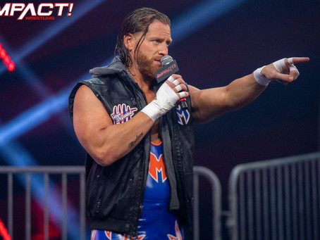 Brian Myers Officially Signs With IMPACT Wrestling