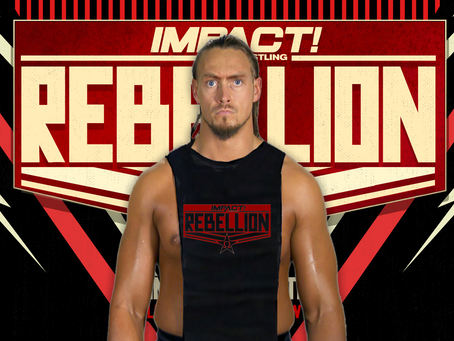Big Cass Debuts As 'W. Morrissey' At IMPACT Rebellion