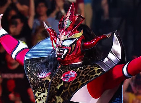 Jushin Thunder Liger Returning To Ring of Honor