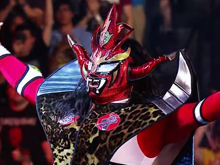 Jushin Thunder Liger Returning To Ring of Honor