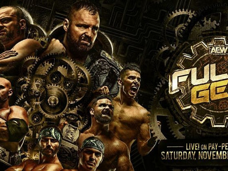 AEW Full Gear Pay-Per-View Tickets Go On Sale Tomorrow Morning