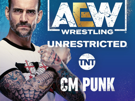AEW's Unrestricted Podcast Feat. CM Punk