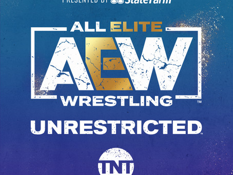 Sting On AEW's Unrestricted Podcast
