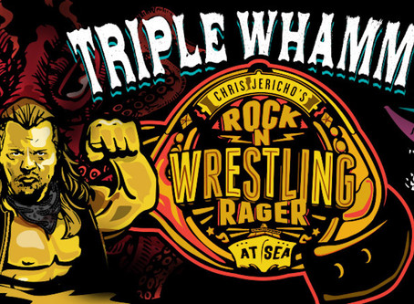 """The Chris Jericho Rock N Wrestling Rager At Sea Cruise Is Returning Next Year """"Triple Whammy"""""""
